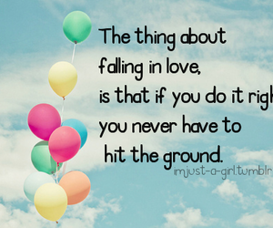 balloons, photography, and quotes image