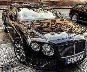 black, car, and luxury image