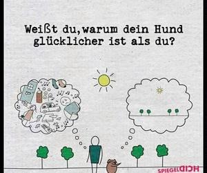 deutsch, glücklich, and sprüche image