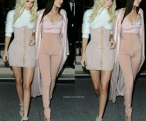 Balmain, blondes, and celebrities image