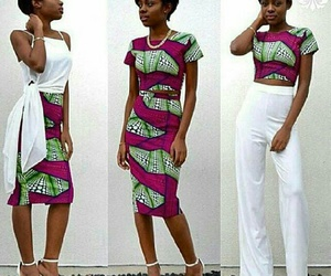 dress, stylé, and outfit image