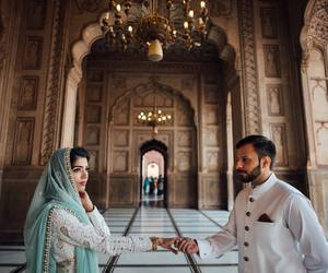 beautiful, couple, and muslims image