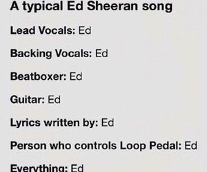 song and ed sheeran image