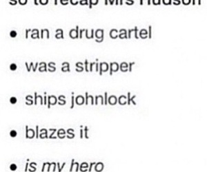 funny, oh, and sherlock image