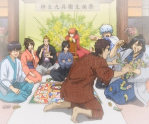 anime, kondo, and friends image