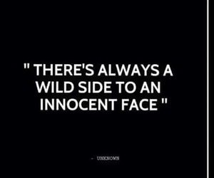 innocent, quotes, and wildside image