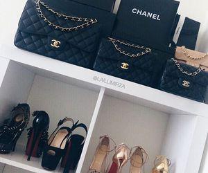 fashion, luxury, and louboutin image