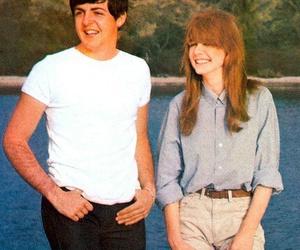 Paul McCartney and jane asher image