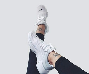 fashion, nike, and tattoo image