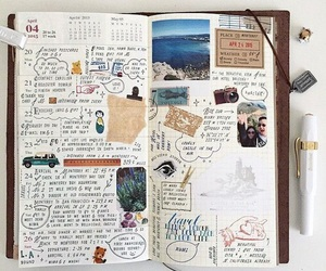 Art Book, journal, and travel book image
