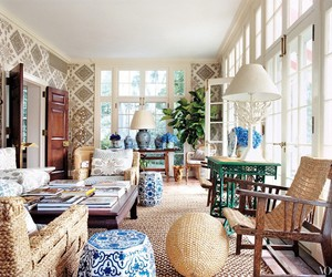 bohemian, design, and interior image