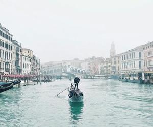gondola, italy, and photography image