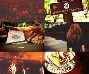 aesthetic and gryffindor image