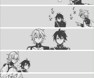 mikaela hyakuya, mikayuu, and anime image