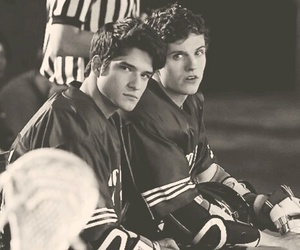 teen wolf, scott mccall, and isaac lahey image