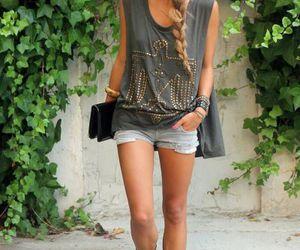 boho, fashion, and cute image