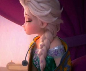 disney, lovely, and frozen image