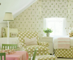 home decor, nursery decor, and wallpaper pattern image