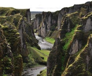 iceland, nature, and river image