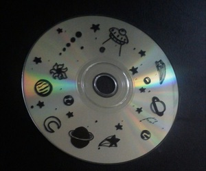cd, grunge, and alternative image
