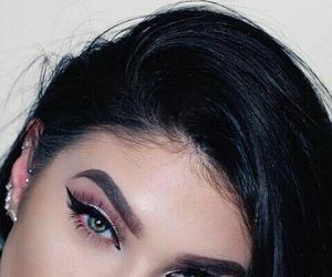 classy, beautiful, and eyebrows image