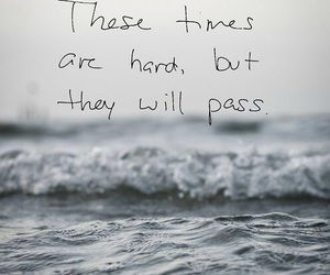 quotes, sea, and ocean image