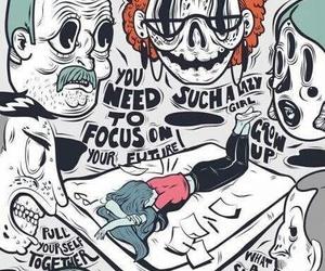 society, stress, and teen image