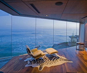 luxury, sea, and house image
