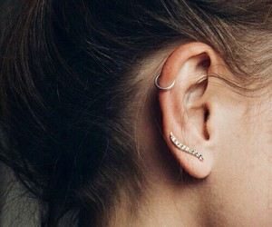 earrings, piercing, and accessories image