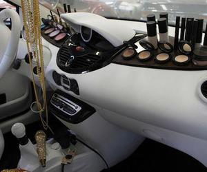 car, makeup, and make up image