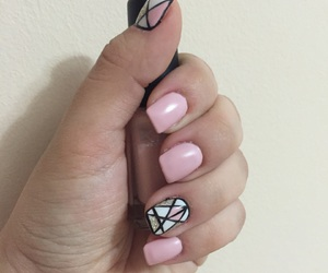 design, diseno, and nail art image