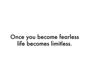 challenge, confidence, and fearless image