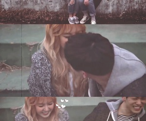 beautiful, kpop, and Relationship image