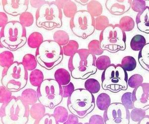 cool, mickey, and faces image