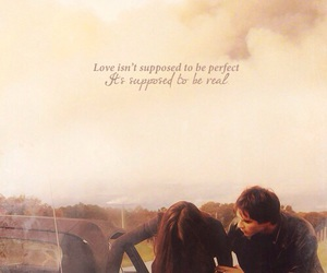 delena, the vampire diaries, and tvd image