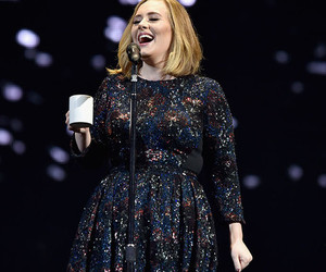 Adele, belfast, and concert image
