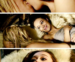 the 100, ❤, and clexa image
