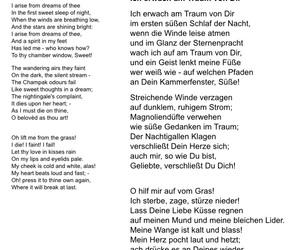 deutsch, typography, and german image