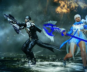 fight, vindictus, and evie image