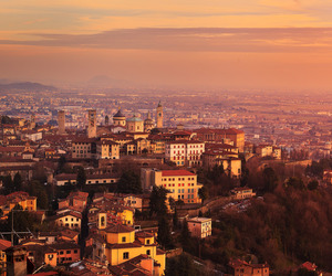 buldings, milan, and bergamo image