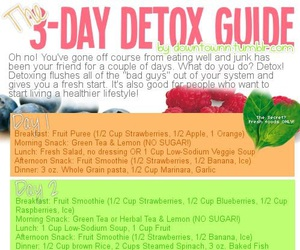 detox, fitness, and healthy image