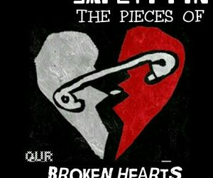 Lyrics, 5sos, and safety pin image