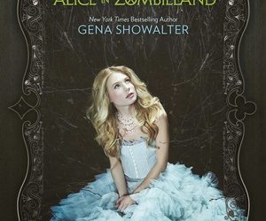 book, alice in zombieland, and reading image