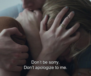 stop, apologize, and apologize everywhere image