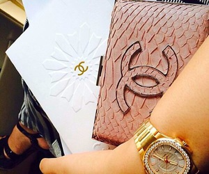 bag, clothes, and clutch image
