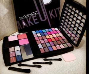 makeup kit and beauty image