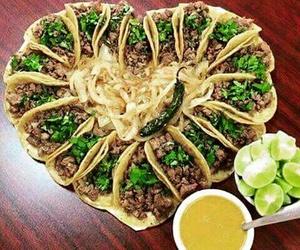 tacos, food, and méxico image