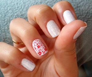 nail art, nails, and style image