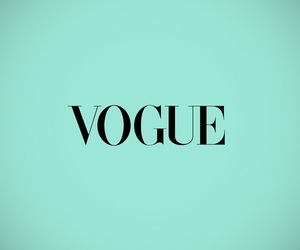cool, minty, and vogue image