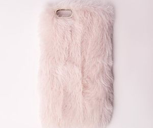 pink, fur, and pastel image
